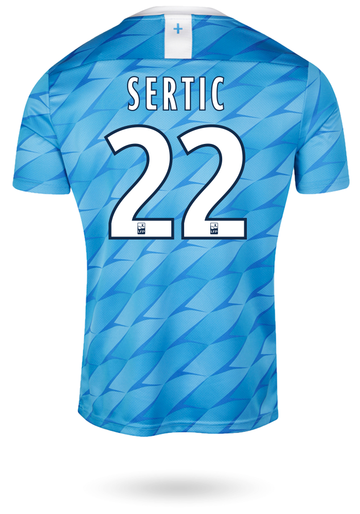 Maillot Sertic