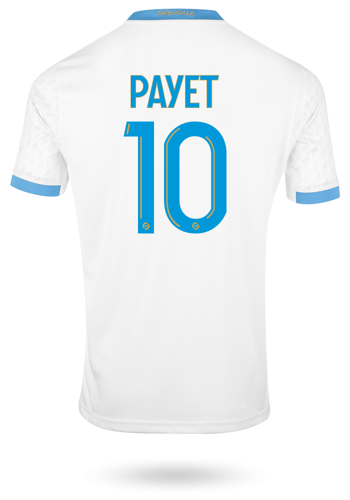 Maillot - Payet - Domicile 2020/21