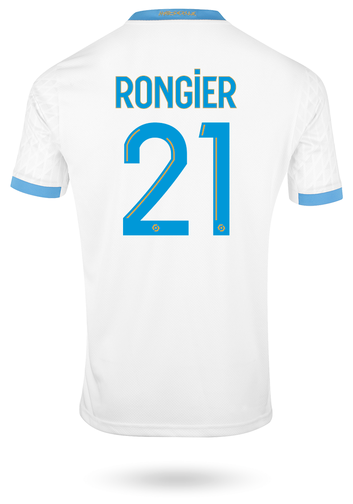 Maillot - Rongier - Domicile 2020/21