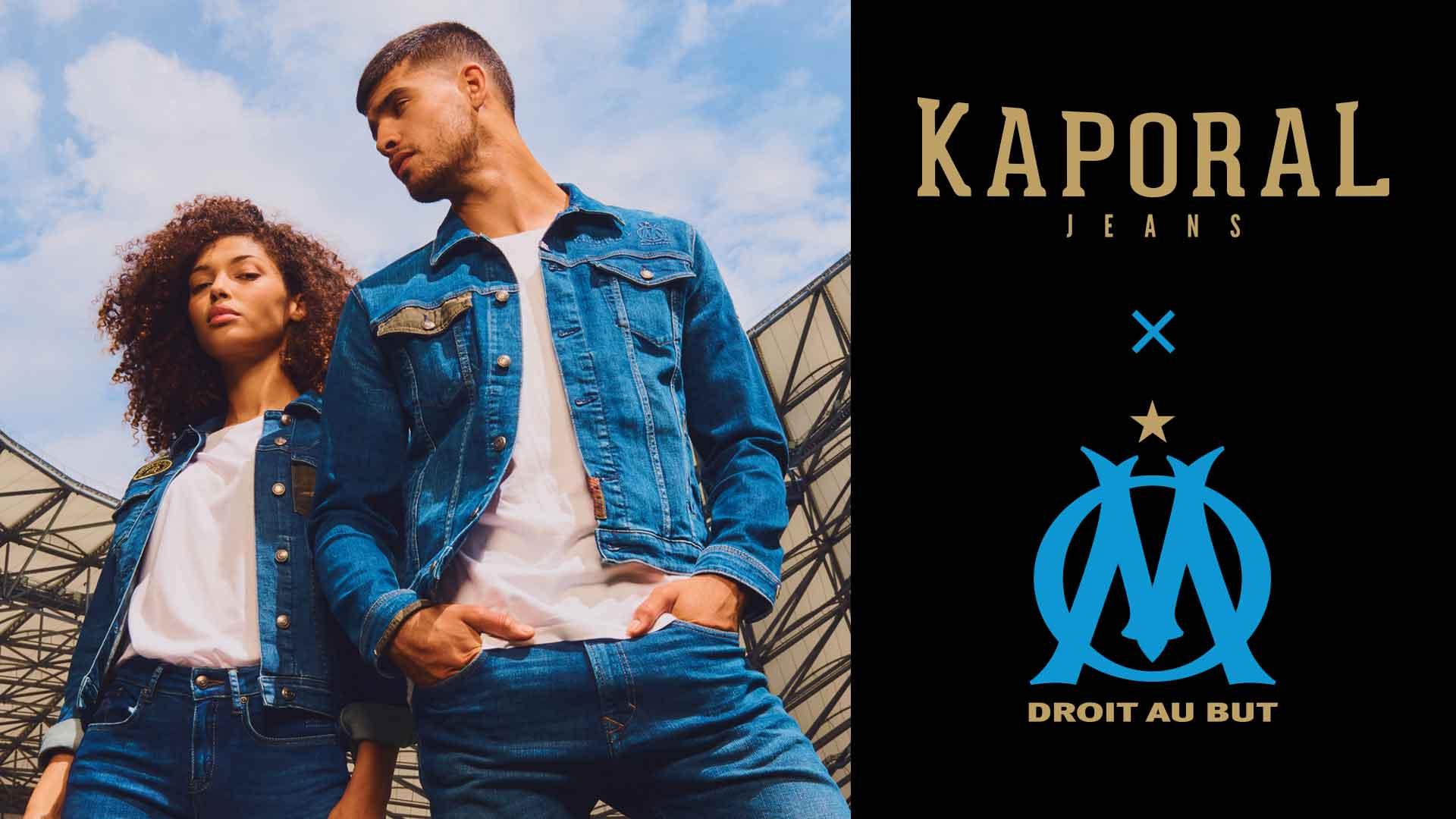 Kaporal Jeans x OM : Le match parfait | OM