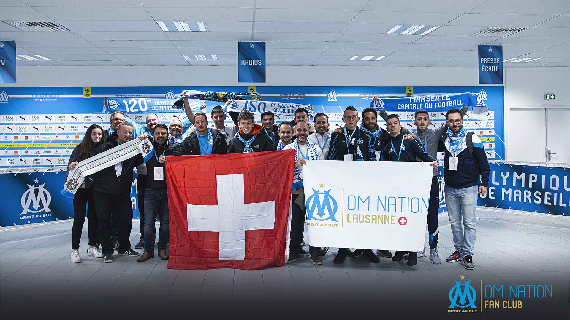 OM Nation Lausanne